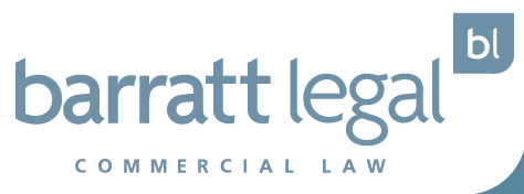 Barratt Legal – Commercial Law